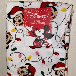 NEW Disney 2 Pack Kitchen Towels